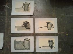 5 tazas