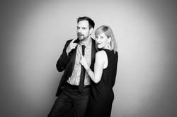 Alastair Forbes and Karen Parker
