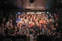 All cast Slapdash 2015