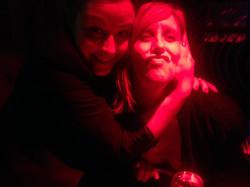 Karen and Ashley