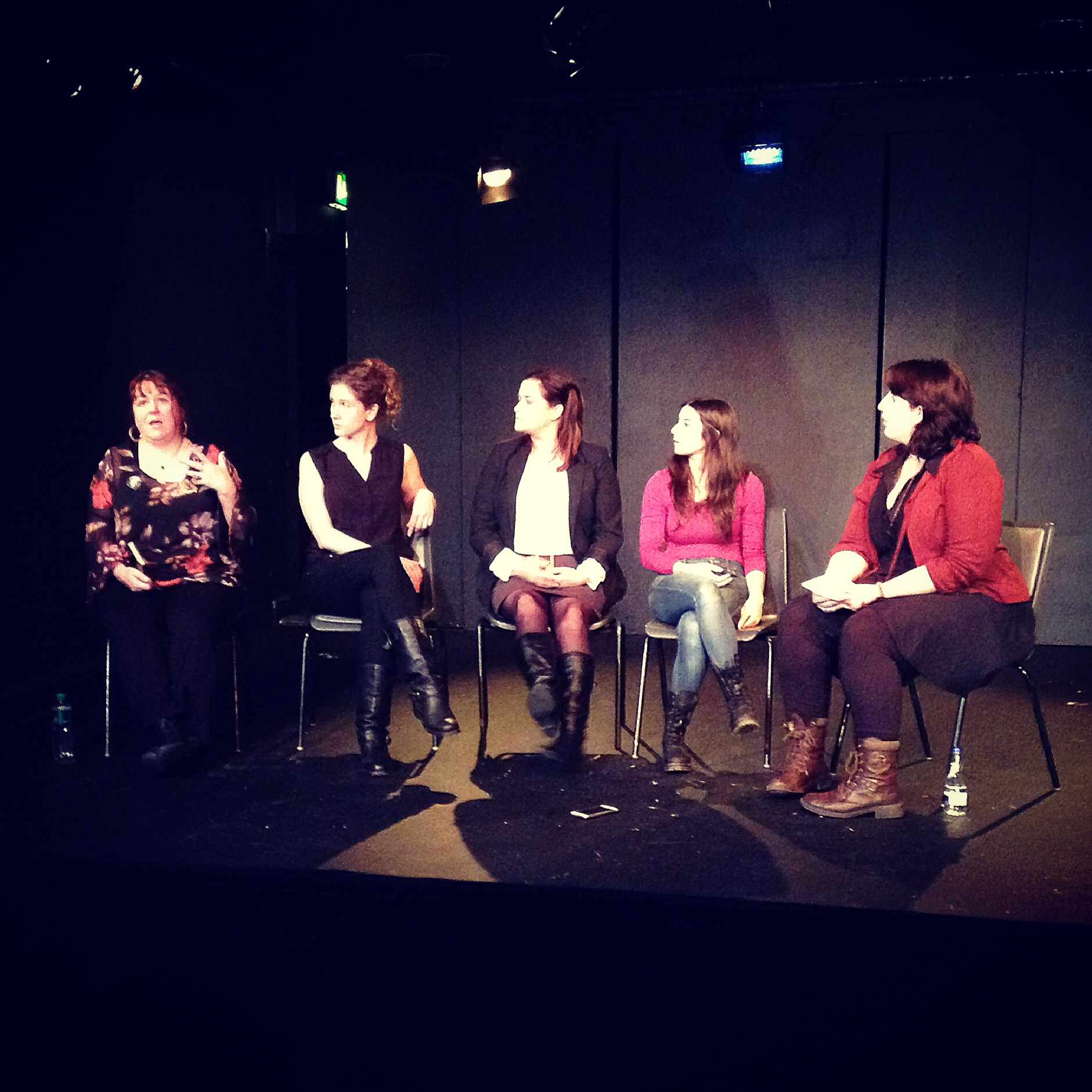 Women in Comedy Panel