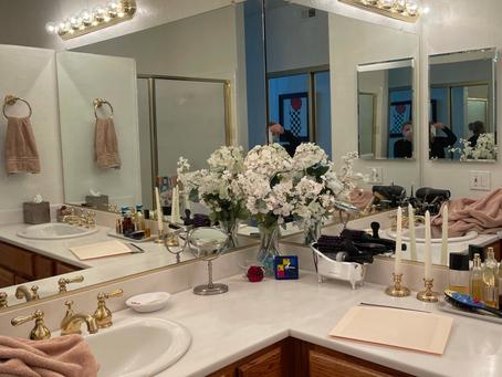 Turning a Dated Bathroom into a Dream Bathroom