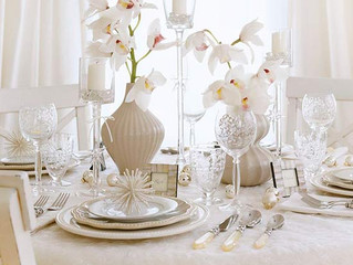 NEW YEARS TABLE DECORATION IDEAS