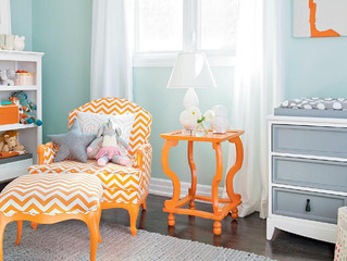 HOW TO DESIGN A STYLISH BABY'S ROOM