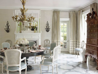 DINING ROOM IDEAS-JUST IN TIME FOR THANKSGIVING