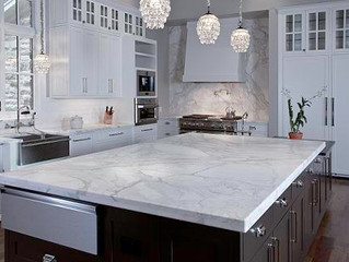 MARBLE COUNTERTOPS- IS IT THE RIGHT CHOICE FOR YOU?