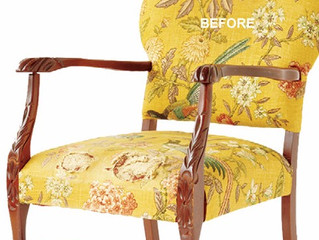 MAKE OLD CHAIRS NEW AGAIN