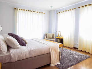 """HOW TO ADD A BIT OF THE """"COASTAL"""" FEEL TO YOUR BEDROOM"""