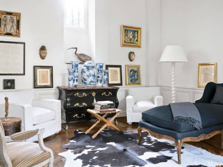 BLUE & WHITE- HOW TO USE IT IN YOUR HOME DECOR OR AS A COLOR PALETTE