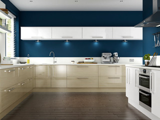 KITCHENS PART 4- IF YOU LOVE BLUE