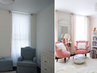 TAKE YOUR KIDS ROOM FROM DRAB TO FAB