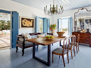 TIPS ON HOW TO MIX & MATCH DINING CHAIRS