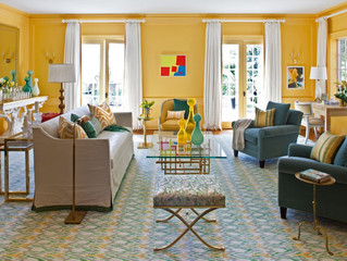 HAPPY SPRING! ROOMS COLORS THAT CAN BRIGHTEN UP YOUR HOME