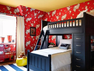 INSPIRED KIDS ROOMS