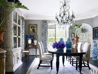 DINING ROOMS THAT WILL MAKE YOU WANT TO REDO YOURS