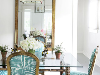 DINING ROOM INSPIRATION FOR 2018