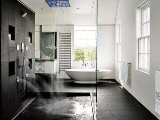 BATHROOM SHOWERS THAT WILL MAKE YOU WANT TO COME CLEAN
