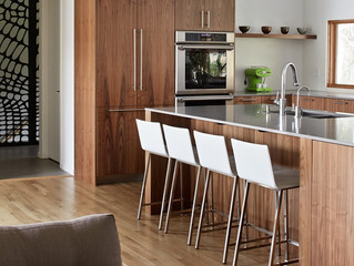 Features to think about BEFORE planning a new KITCHEN