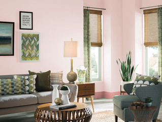 PRETTY IN PINK ROOMS