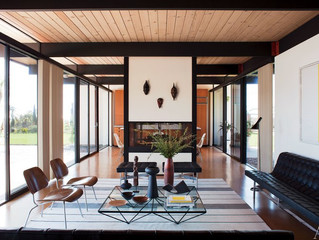 MID-CENTURY MODERN- TIPS FOR DECORATING