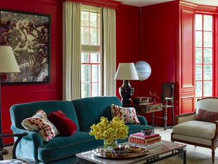 WHAT IS A GOOD RED PAINT COLOR FOR YOUR ROOM?
