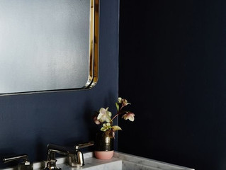 2017 Bathroom Paint Colors