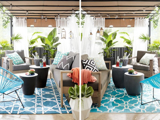 BACKYARD/DECK MAKEOVER: WHICH ONE COSTS LESS?
