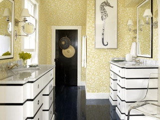 GLAMORIZE YOUR BATHROOM