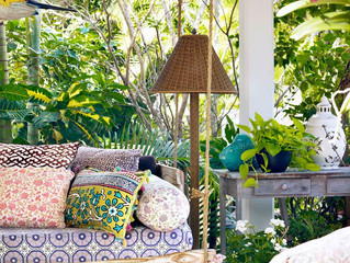HOW TO DECORATE YOUR DECK