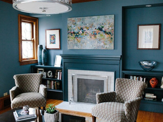 FIREPLACE IDEAS THAT WILL WARM YOU UP