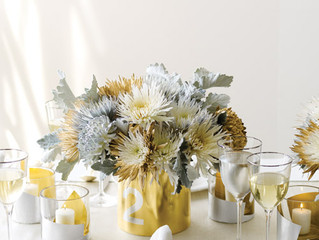 MORE NEW YEARS TABLE IDEAS