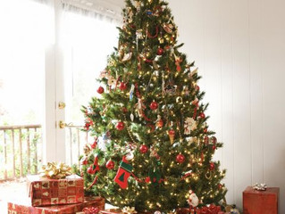 WHAT YOUR HOLIDAY DECOR REALLY MEANS