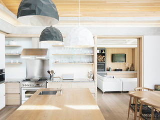 TIPS FOR DESIGNING YOUR DREAM KITCHEN