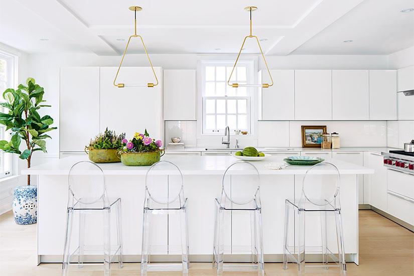 classic modern kitchen