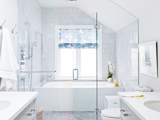 BATHROOM TRENDS & IDEAS TO INSPIRE YOU