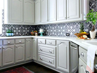 Light Gray Kitchens