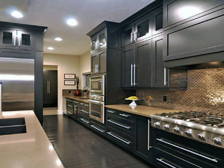 DO YOU DREAM OF A BLACK KITCHEN?
