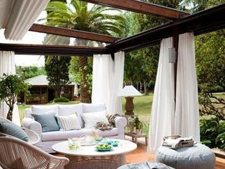 OUTDOOR DECOR TRENDS