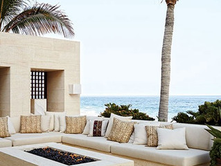 OUTDOOR SEATING INSPIRATION