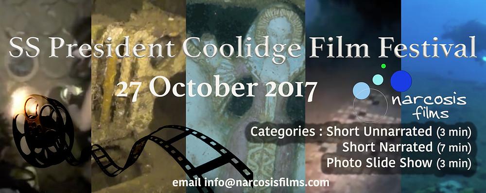 SS President Coolidge Film Festival 2017
