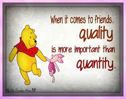A Lesson in Quality vs. Quantity