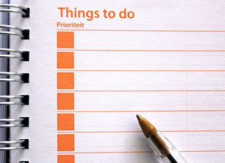 Is Your To-Do List a Triumph or a Tragedy?