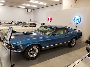 """1970 Ford Mustang Mach 1 """"R"""" Code 428"""