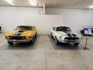 GT3 Mustang Shop 1