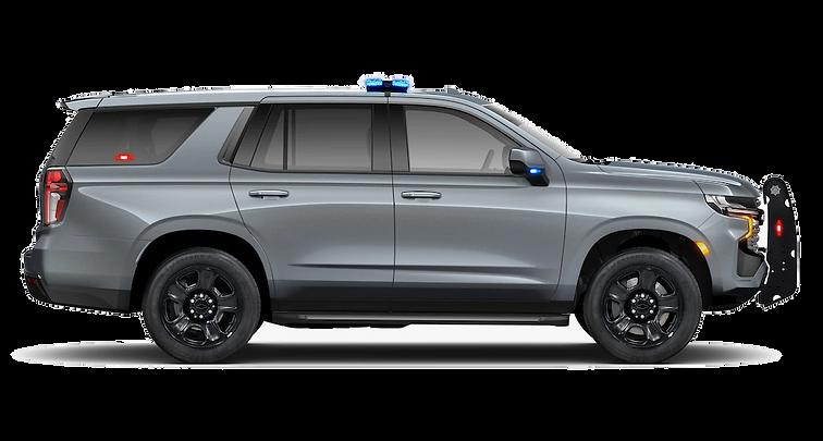 2021 Police Tahoe