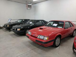 GT3 Mustang Shop