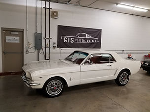 """1964 1/2 Ford Mustang 289 """"D"""" Code Coupe"""