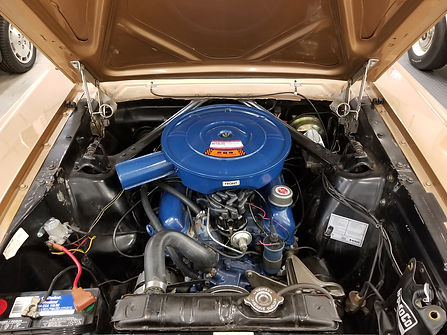 """1966 Ford Mustang 289 """"C"""" Code Coupe"""