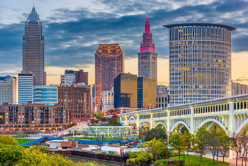 Downtown Cleveland, OH