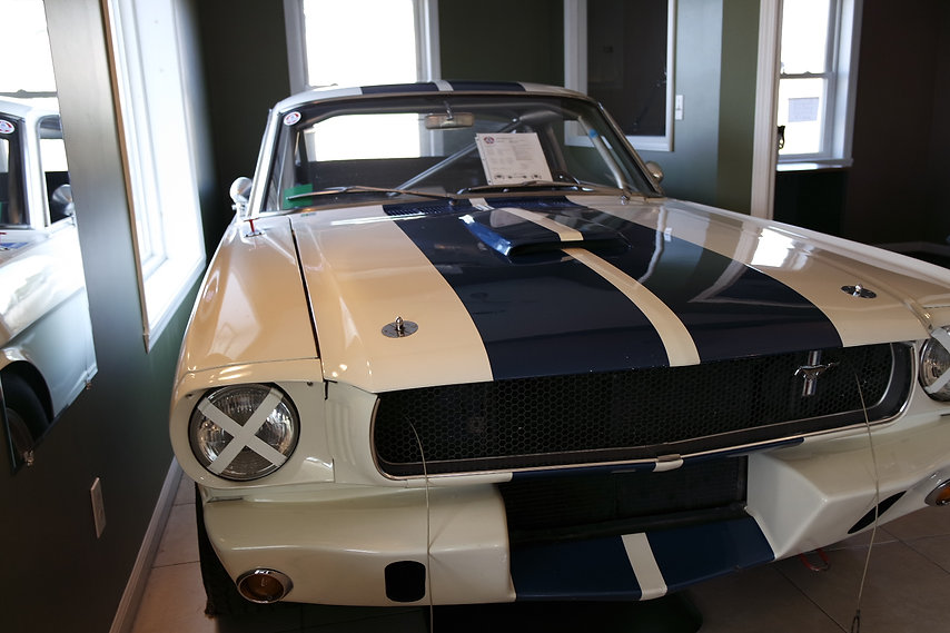 1965 Ford Mustang Shelby